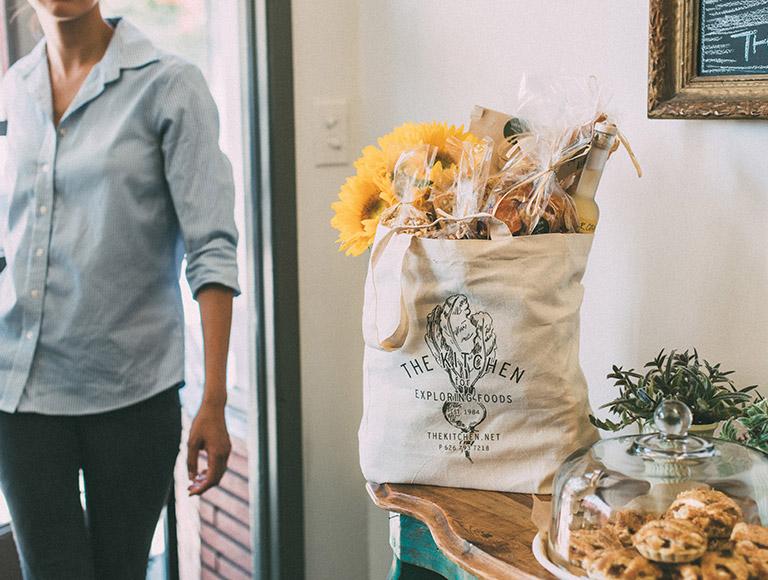 Gourmet-To-Go Bag