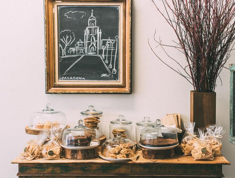 Gourmet-To-Go Desserts
